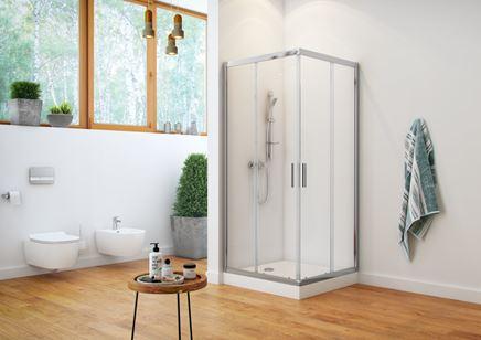 Aranżacja łazienki z Excellent Forma