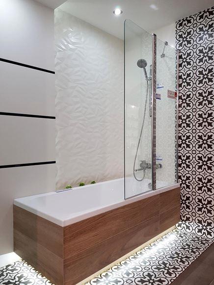Ekspozycja łazienki - BLU salon łazienek Cieszyn