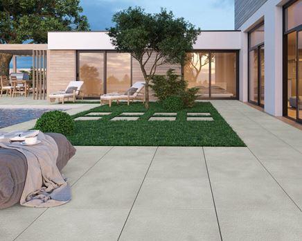 Aranżacja nowoczesnego ogrodu z tarasem