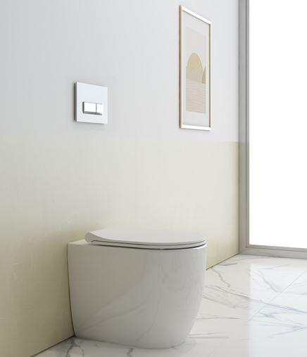 Stojaca miska WC z kolekcji Bocchi Venezia