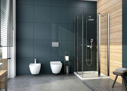 Aranżacja łazienki z Deante Alpinia