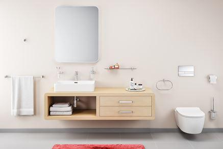 Aranżacja łazienki z kolekcją Excellent Kobo