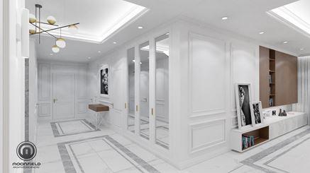 Elegancki korytarz - Bellezza