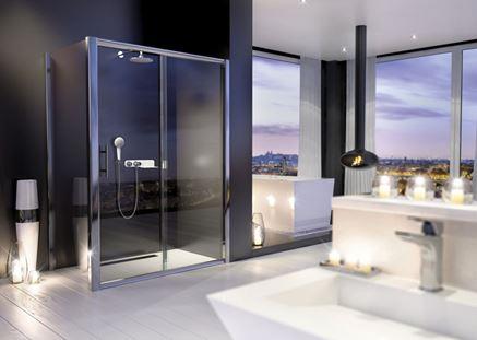 Aranżacja łazienki z Denate Lobelia