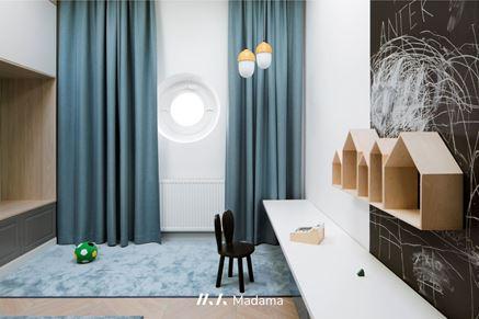 Elegancki pokój dziecka