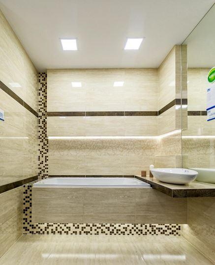 Płytki do małej łazienki - Tubądzin Fiorino