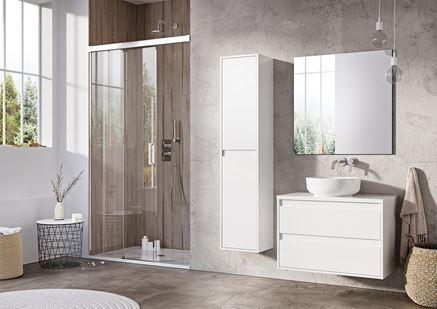 Aranżacja łazienki - kolekcja Desi Plus