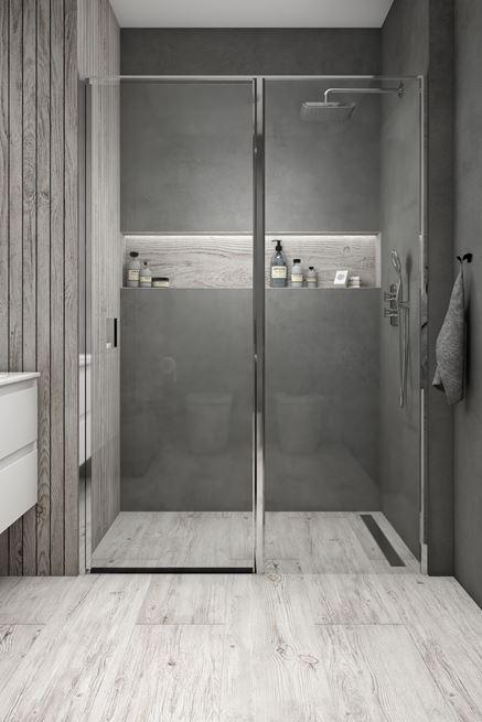 Drzwi prysznicowe New Trendy Perfecta