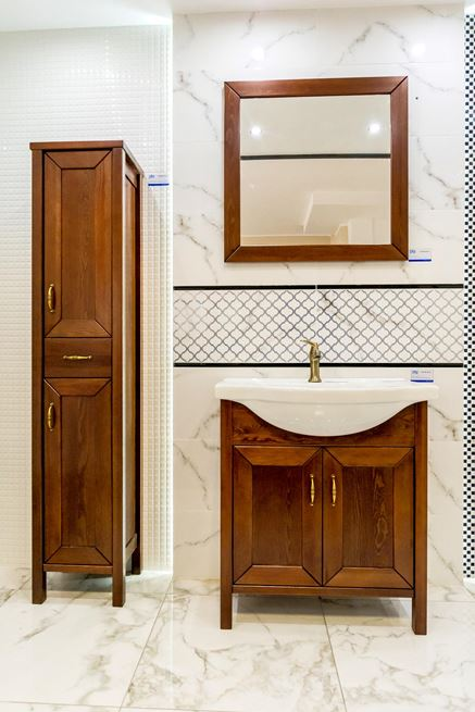 Meble łazienkowe Elita Santos