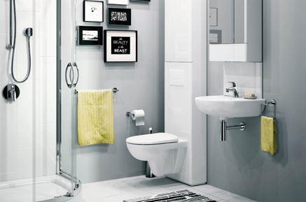 Aranżacja łazienki Koło Nova Pro