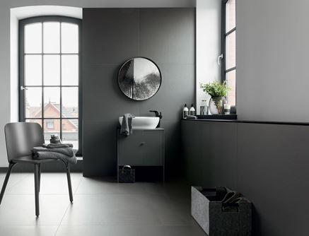 Aranżacja łazienki w kolekcji Tubądzin Industrio