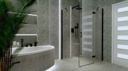 Tubądzin Organic Mat - łazienka