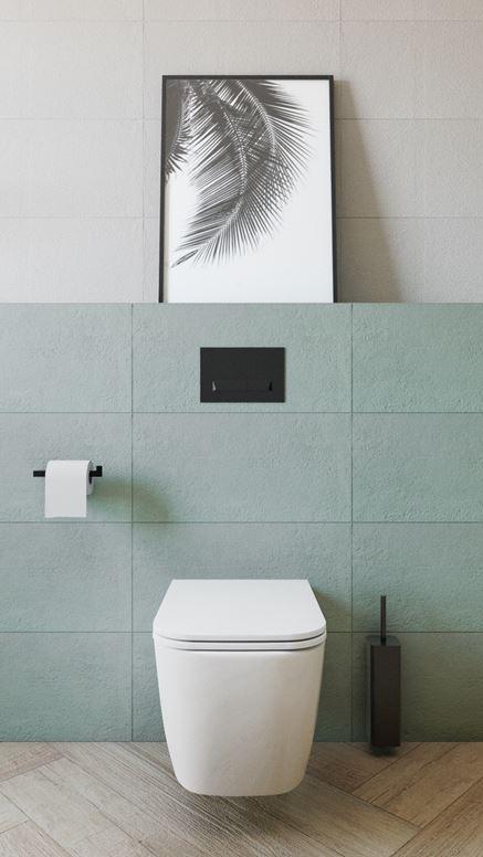 Miska WC Quadra i akcesoria marki Excellent