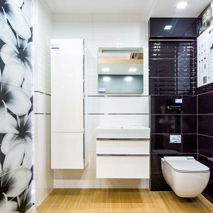 Łazienka w aranżacji marki Opoczno