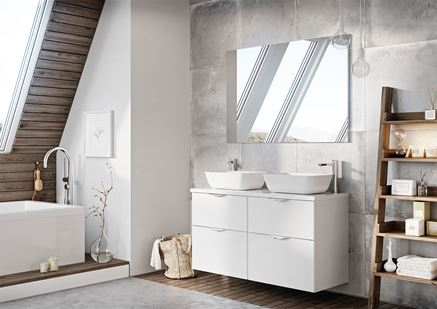 Łazienka dla dwóch osób - Ambio New