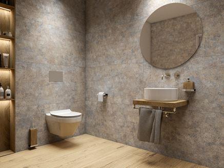 Persian Tale w aranżacji toalety