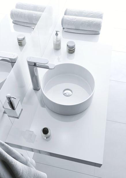 Umywalka nablatowa 35 cm Excellent Ovia