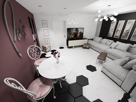 Salon z paryskim szykiem