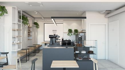 Kawiarnia w Bielsku-Białej