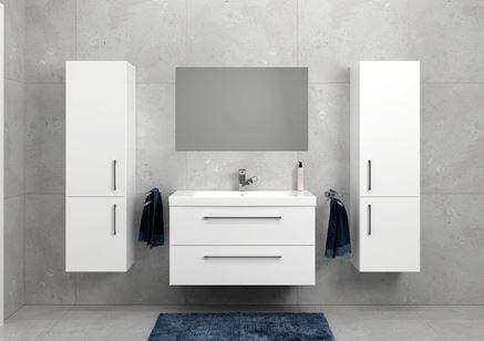 Klasyczna elegancja mebli łazienkowych defra Trento