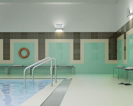 Aranzacja basenu Paradyż Gamma/Gammo