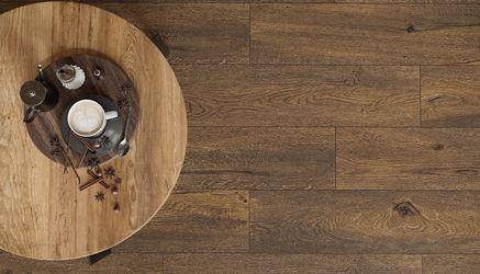 Detal płytki uniwersalnej Opoczno Passion Oak Chocolate