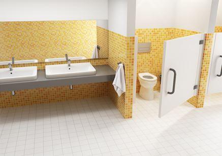 Łazienka dla dzieci z kolekcji Roca Baby