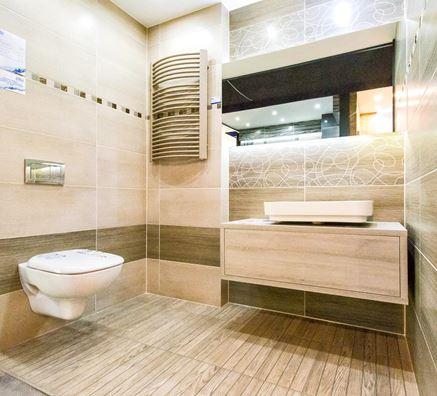 Płytki do łazienki - Tubądzin Biloba