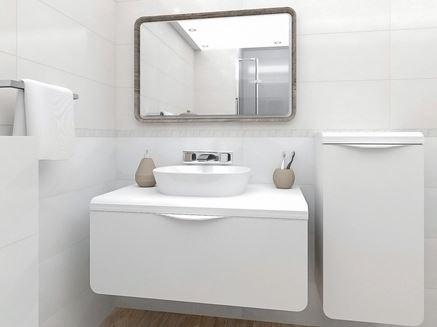 Meble łazienkowe Devo Mocca