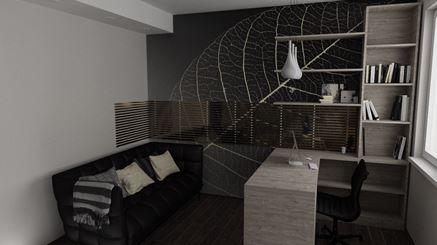 Sypialnia + biuro