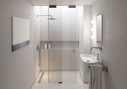 Kabina prysznicowa bez brodzika – wady i zalety