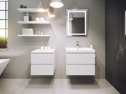 Nowoczesna łazienka Defro Como