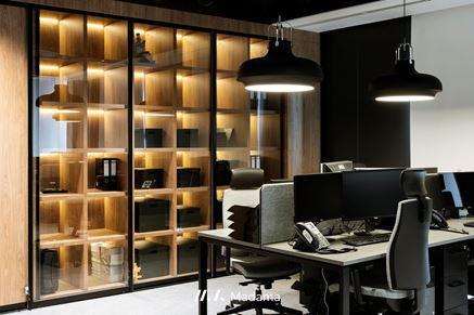 Elegancja biura Stalgast