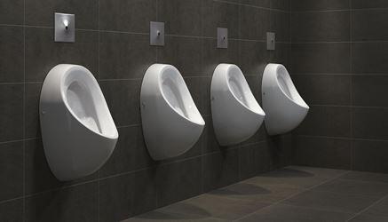 Toaleta męska w szarościach