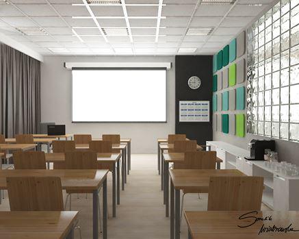 Sala edukacyjna/konferencyjna