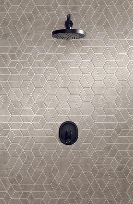 Mozaika Tubądzin Igara grey