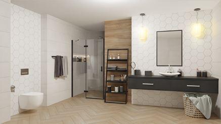 Woodskin - łazienka w drewnie