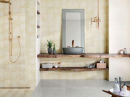 Klasycznie piękna łazienka z Paradyż Wawel