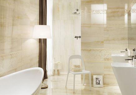 Aranżacja łazienki z kolekcją Onis