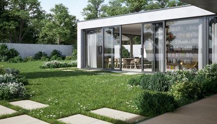 Nowoczesny dom z ogrodem Opoczno Slate 2.0