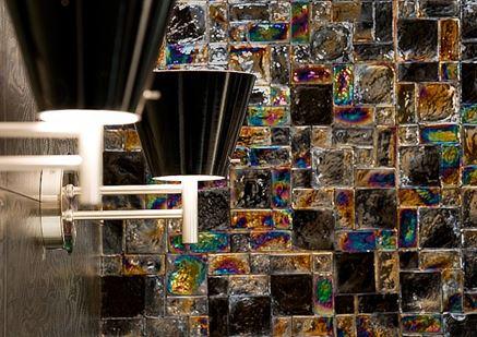 Połyskliwa mozaika Dunin seria Fat Cube