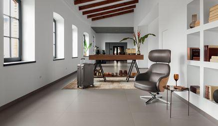 Elegancka aranżacja wnętrza- Tubądzin Industrio
