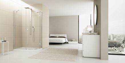 Łazienka przy sypialni New Trendy Eleganta