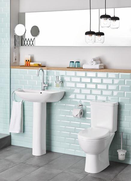 Aranżacja łazienki Grohe seria BauLoop