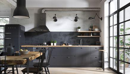 Kuchnia w stylu industrialnym Opoczno Monoblock