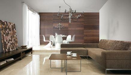 Salon z nowoczesną jadalnią Opoczno Lazio