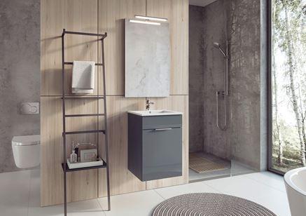 Elita Qubo Plus - wizualizacja łazienki
