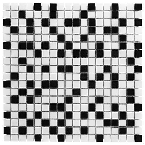 Dunin Black&White Pure White mix 15