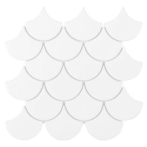 Dunin Arabesco Mini Fish Scale White 88