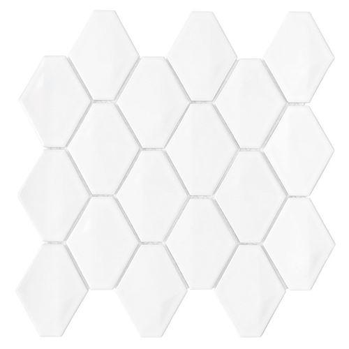 Dunin Carat Tiles Mini Carat White